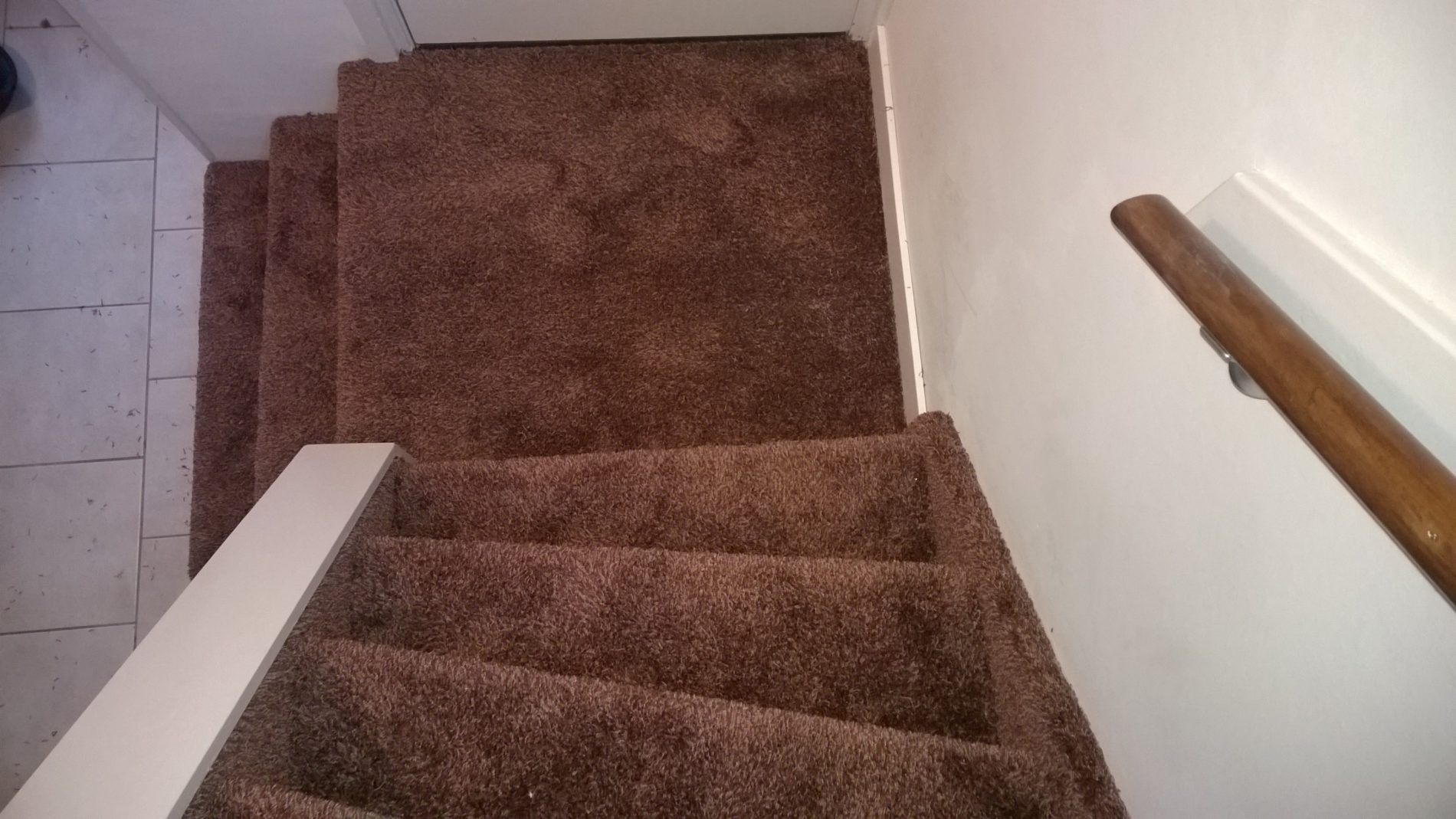 Vloerbedekking voor je trap dat kan heel goed traprenovatie
